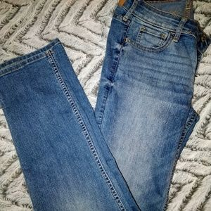 Hollister Straight Cut Jeans